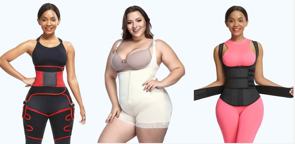 plus size and best waist trainer