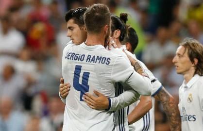 اهداف ريال مدريد وستاد ريمس