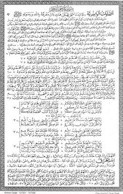 Doa Istikharah Bahasa Arab Dan Artinya