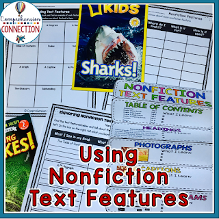 Why do kids need to know nonfiction text features? In this post, you'll learn about five important signs your kids aren't using them. Check it out  to learn more.