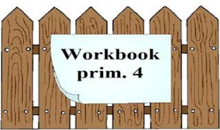 كتاب الورك بوك للصف الرابع الابتدائى  الترم الاول