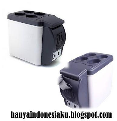 Kulkas Mini Portable Mobil, kulkas portable mini, kulkas mini mobil mudah dibawa kemana saja, harga kulkas mini, jual aksesoris mobil murah