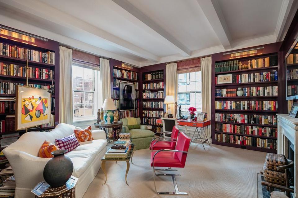 Ina Garten's Park Avenue apartment