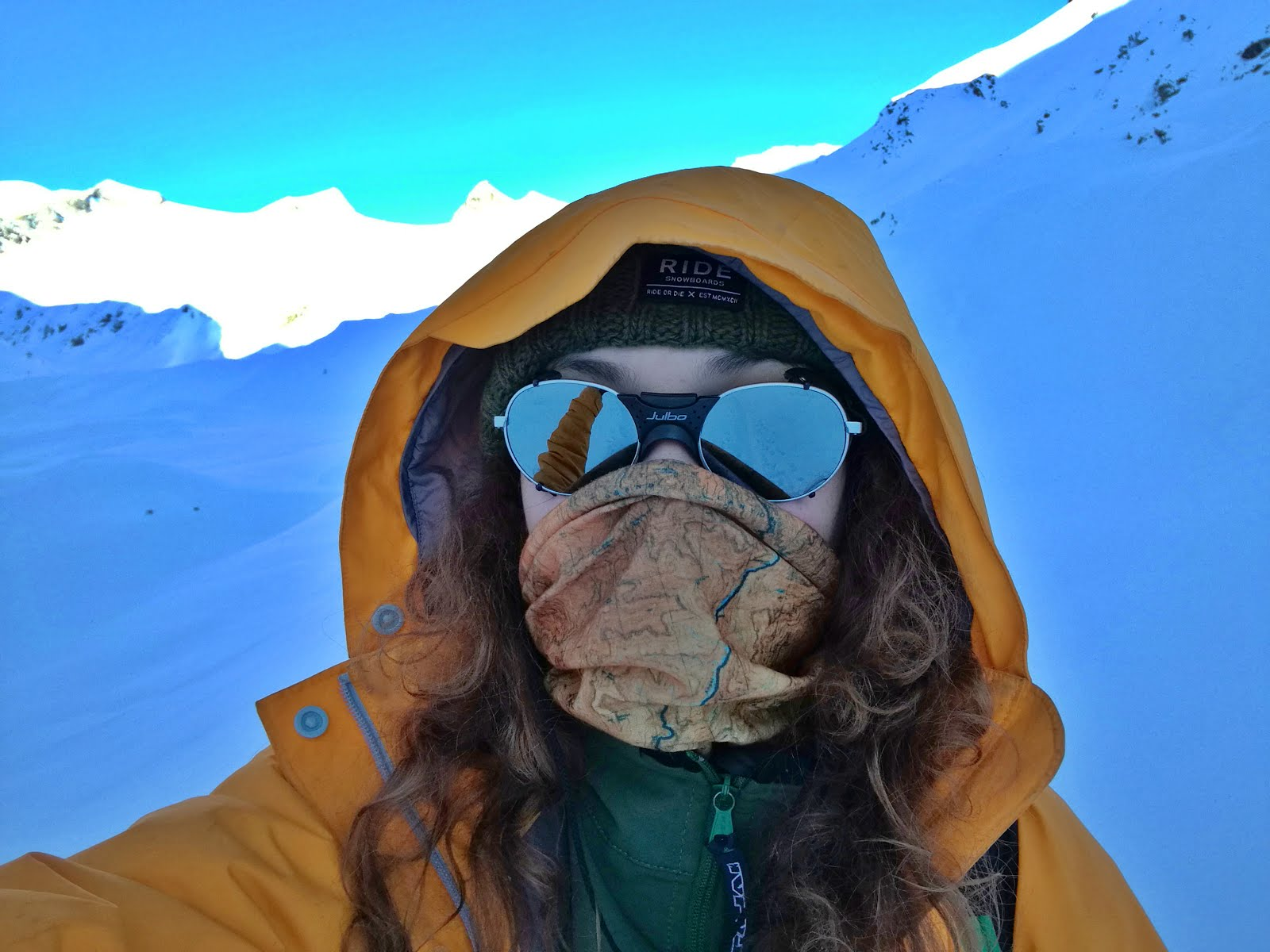 O tym, jak przespałam się w szopie dla bydła alpejskiego... czyli trudne decyzje pod Großvenedigerem