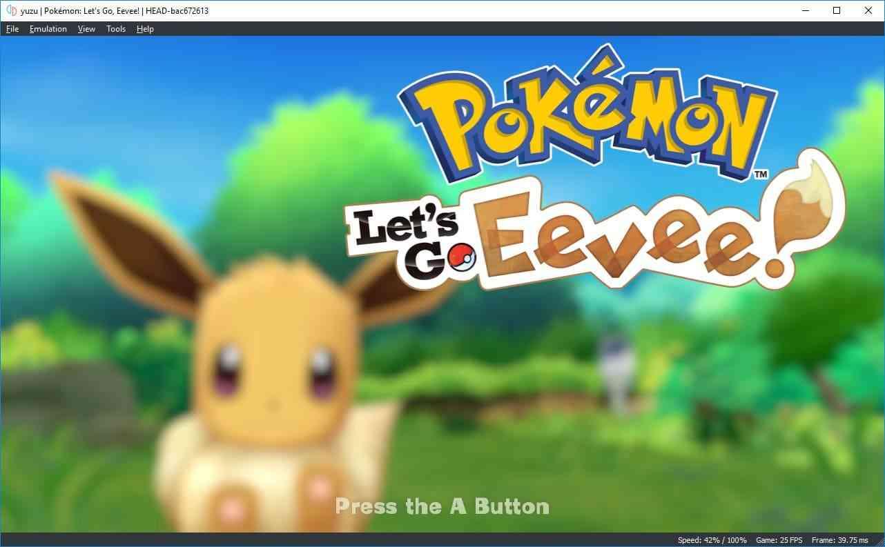 Pokémon : Let's Go, Eevee!