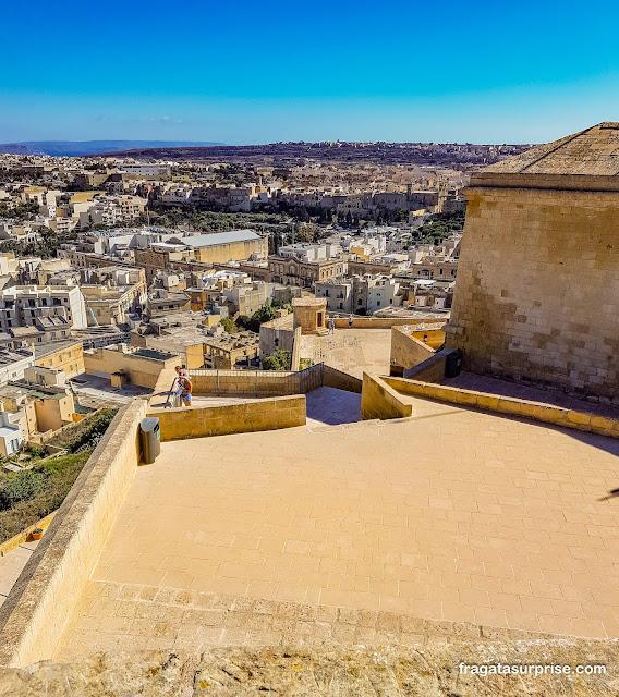 Cittadella, Ilha de Gozo, Malta