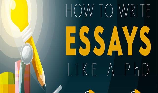 How do you write a perfect essay? #infographic