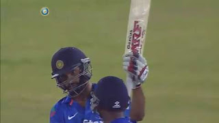 Shikhar Dhawan 79 vs Sri Lanka Highlights