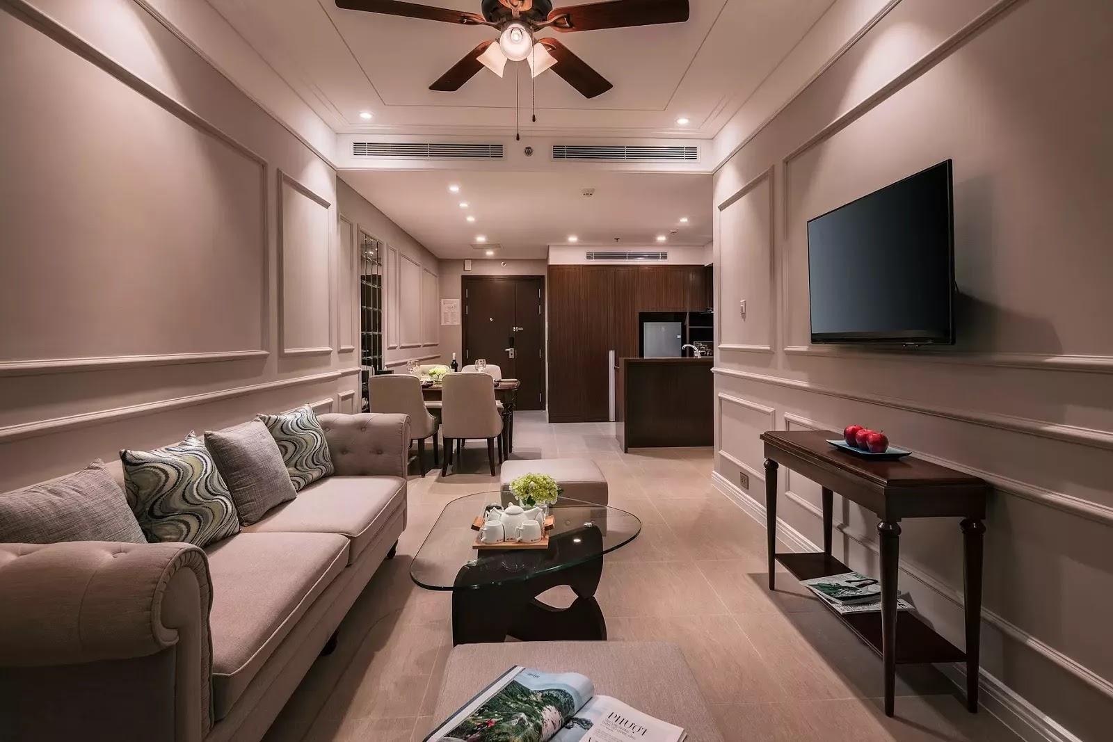 Hình ảnh căn hộ 02 Alphanam Luxury
