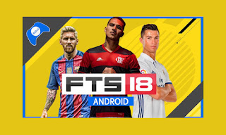 First Touch Soccer 2018 Mod ( FTS 18) Obb+Apk+Data Game Download In Android
