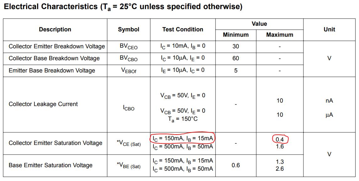 Cara Menggunakan Transistor Sebagai Saklar Dan Perhitungannya