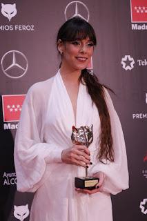 Belen Cuesta en los Premios Feroz 2020