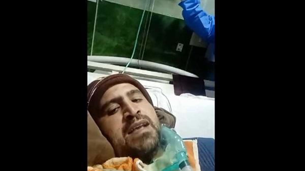 كورونا في البحيرة.. وفاة صاحب فيديو.. الاستغاثة بوزيرة الصحة بنقص الأكسجين..