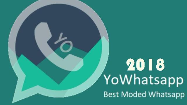 YoWhatsapp Plus Apk Mod Updated 2018