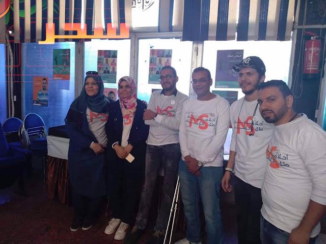 """جمعية رعاية في جامعة سوهاج لإحياء حملة """" أحلامي مثل أحلامك """""""