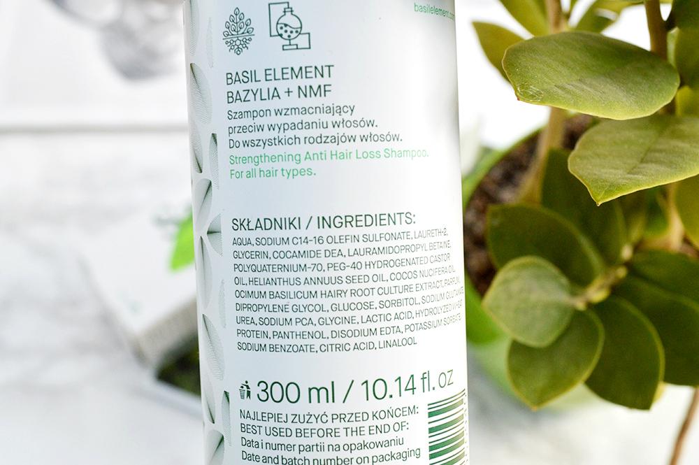 szampon basil element vis plantis