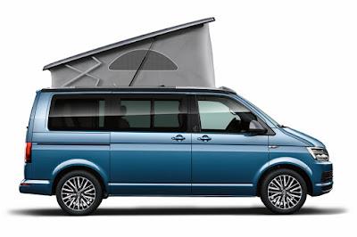 Volkswagen California 30 Years (2018) Side