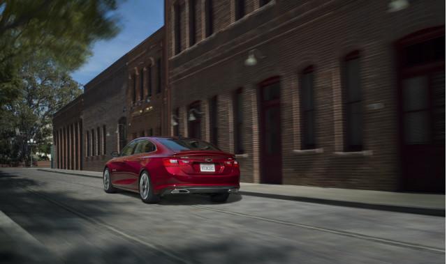 2021 Chevrolet Malibu Review