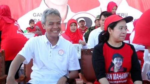 LSI Denny JA: Ganjar Lebih Potensial Jadi Capres 2024 Ketimbang Puan Maharani
