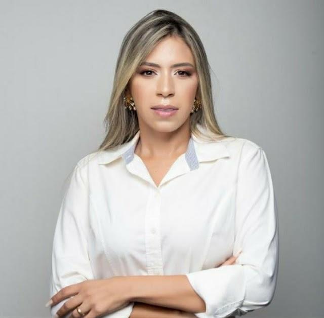 Valença do Piauí: presidente da Câmara, Paula Jeanne propõe homenagem a ex-atleta com nome de novo ginásio poliesportivo.