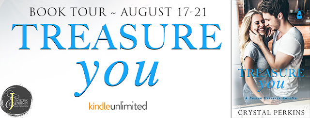 Book Tour: Treasure You by Crystal Perkins