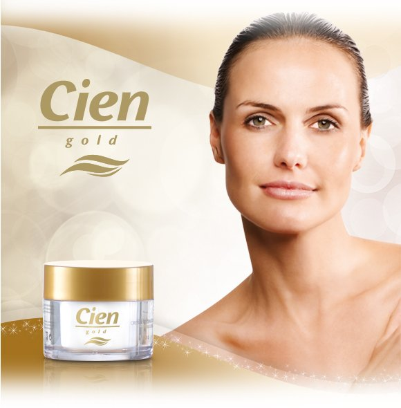 Cremas Gold Cien