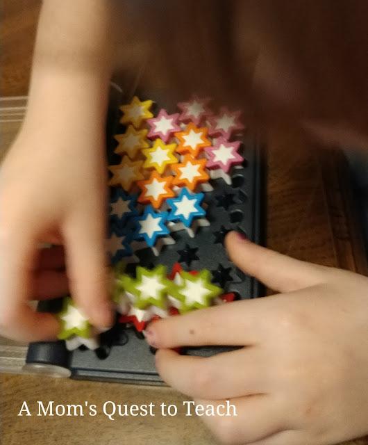IQ Stars solo game