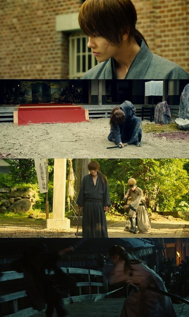 Rurouni Kenshin Kyoto Inferno 1080p HD