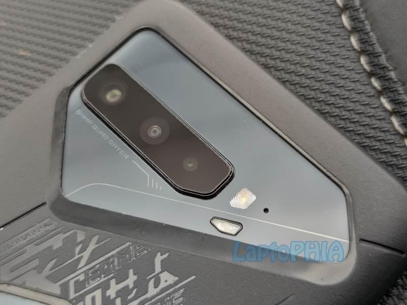 Desain Asus ROG Phone 3 ZS661KS