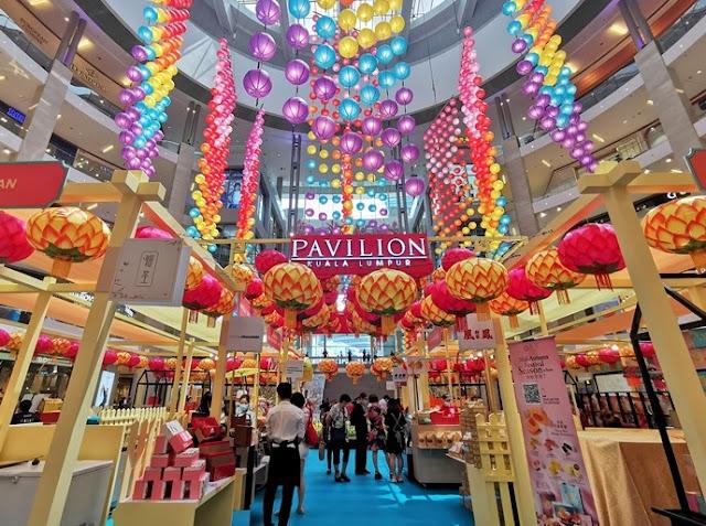 Mid-Autumn Symphony, Journey of Taste, Pavilion Kuala Lumpur, Malaysia Mid Autumn Festival, Lily Fish, Hang Heung Cake Shop, Lantern Parade,Lifestyle