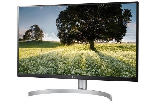 LG 27UK850-W 4K Gaming Monitor