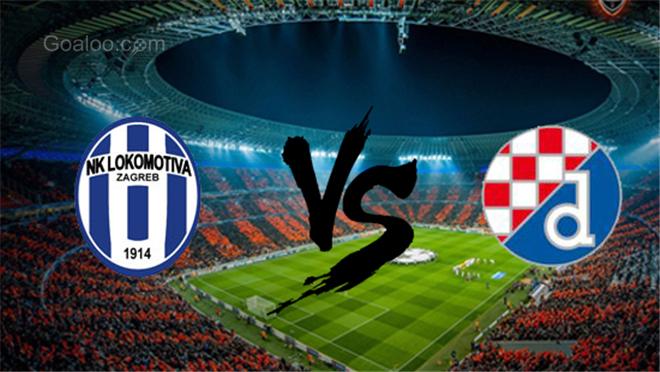 Dinamo Zagreb Lokomotiva