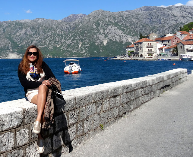 Dutched Pinay Perast, Montenegro