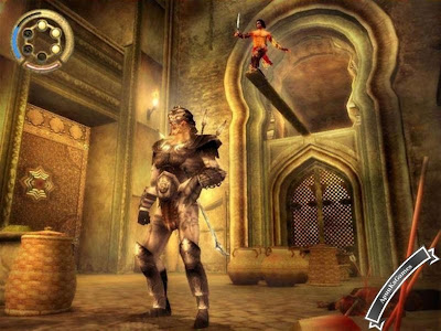 Prince of Persia 3 The Two Thrones (Video Game) Review