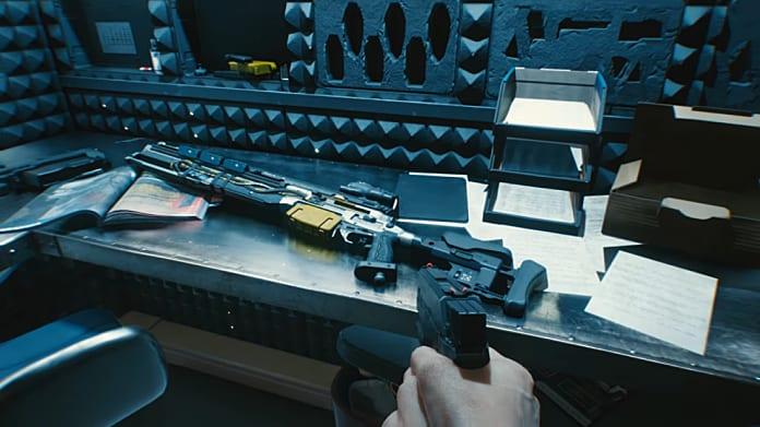 best weapon in Cyberpunk 2077