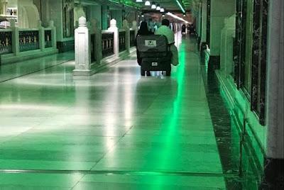 Alasan Saudi Larang Ambil Gambar di Masjid Suci
