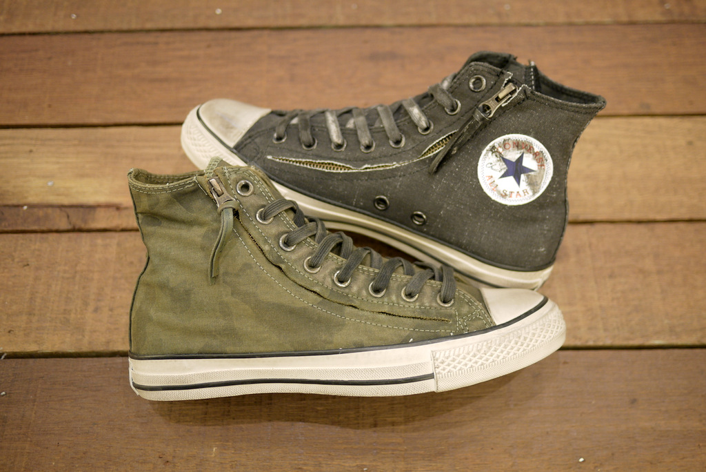 6a4c691b56b6 ... low tops sneakers goxip 493de 81618  order converse by john varvatos ct  double zip 2603e f2068