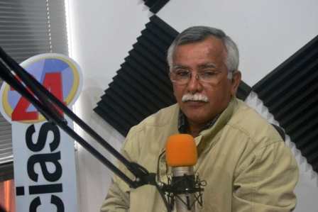 Dick Guanique: Esperamos que la crisis no la pague el pueblo trabajador