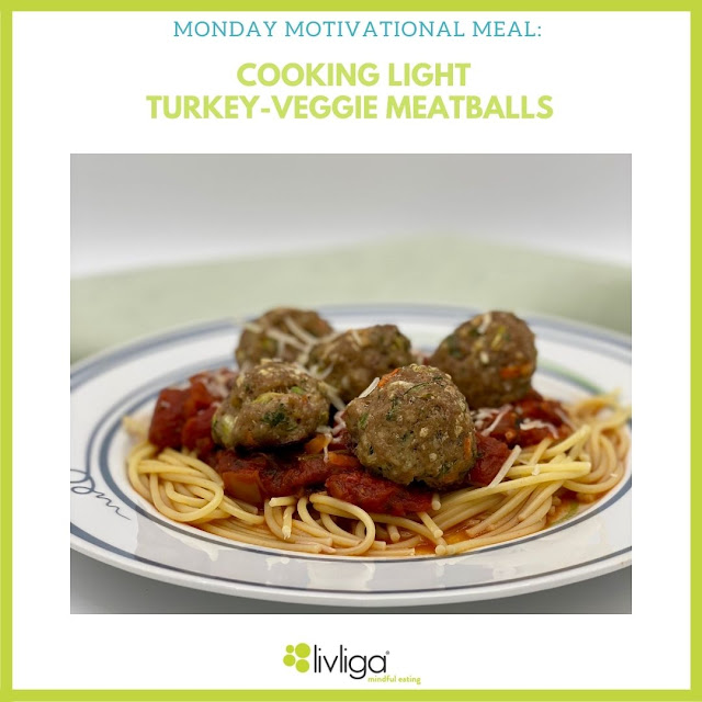 Cooking Light Turkey Veggie Meatballs