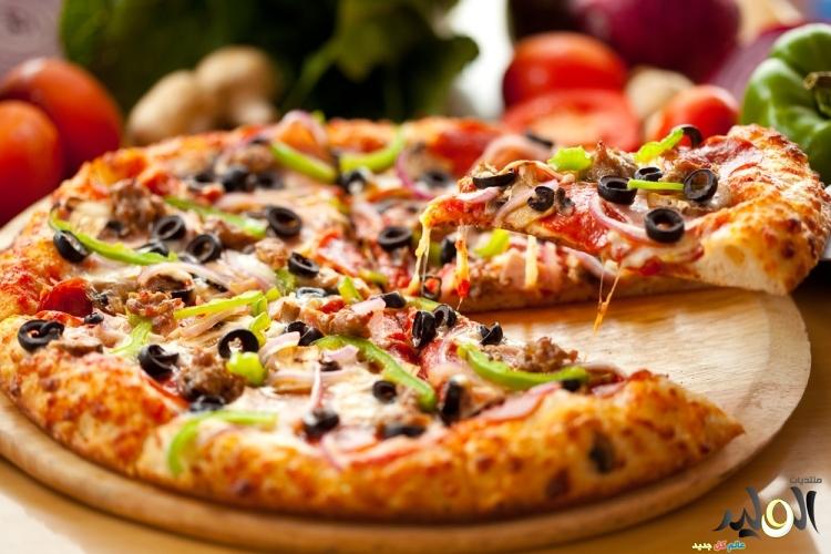 Elham S Cooking Blog بيتزا Pizza