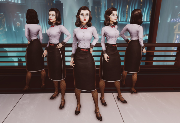 elizabeth dlc look burial at sea