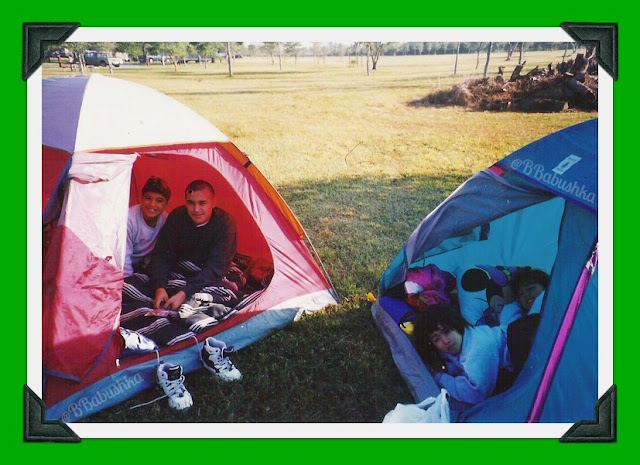 Glamping, camping,Grandchildren, Family Memories