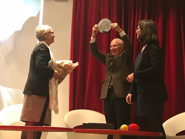 L'ACAT décerne le prix Engel-du Tertre des droits de l'homme 2017 à Naâma Asfari