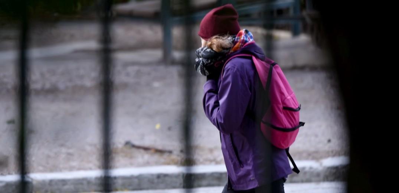 Πέφτει σημαντικά η θερμοκρασία στη Βόρεια Ελλάδα