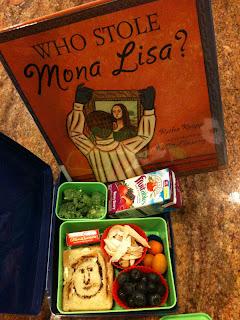 Who stole the mona lisa book
