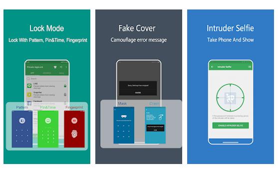 Private App Lock