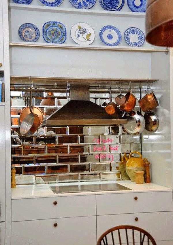 Domowo I Przytulnie Subway W Kuchni