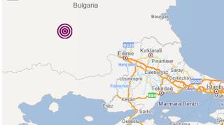 لزال بقوة 4.5 درجة بالقرب من أدرنة  أعلنت هيئة إدارة الكوارث والطوارئ (AFAD) وقوع زلزال بقوة 4.5 درجة عند 14.01 في بلوفديف ، بلغاريا. كما أعلن مرصد كانديلي بجامعة Boğaziçi أن حجم الزلزال بلغ 4.7.