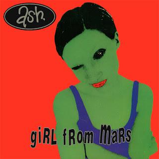 Ash, 'Girl from Mars' (1995)