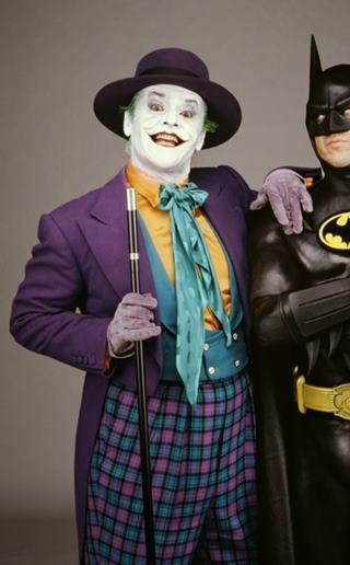 Jack Nicholson fue el Joker en Batman